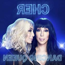Cher - Dancing Queen - 2018 CD - Free Shipping Brand New Fac