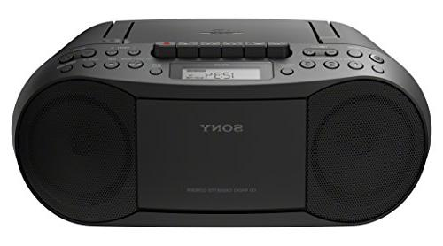 stereo cdcassette boombox home audio